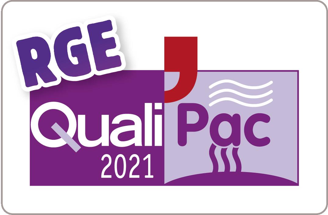 Logo RGE QualiPac 2021