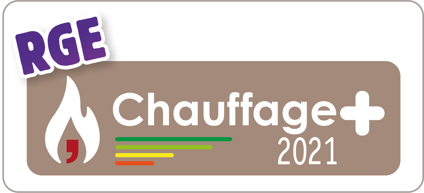 Logo Chauffage+ 2021